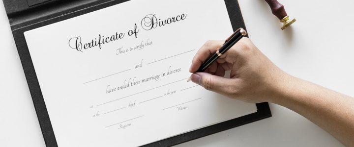 Comment se déroule un divorce rapide