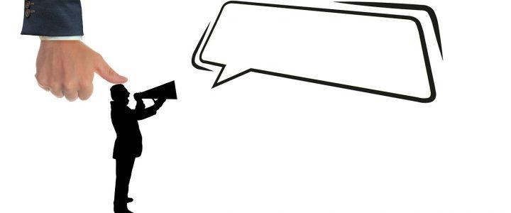 La liberté d'expression: limites et sanctions