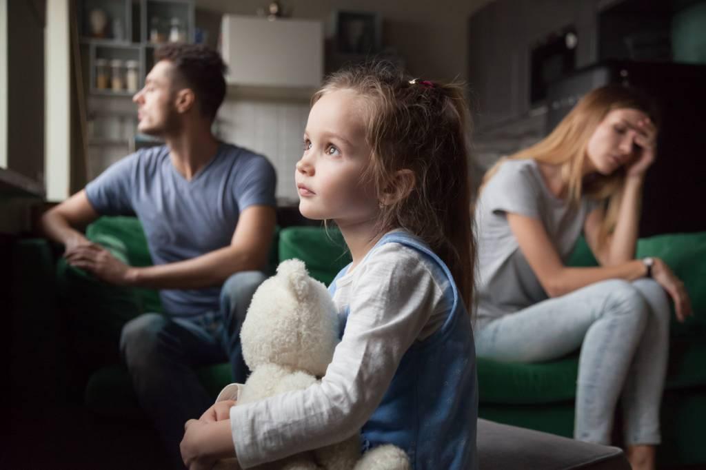 divorce garde enfants